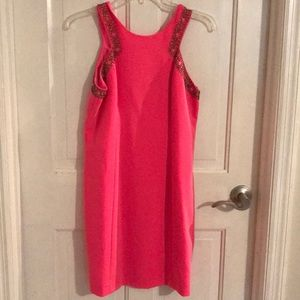 Lilly Pulitzer Sleeveless Pink Dress